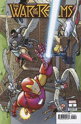 War of the Realms #2 Lopez International Variant