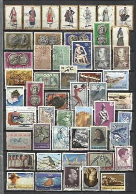 G399-Lote Sellos Grecia Sin Tasar,Greece Stamps Lot Without Pricing Griechenland