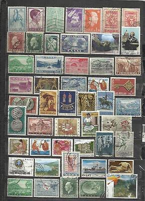 G151-Lote Sellos Grecia Sin Tasar,Greece Stamps Lot Without Pricing Without