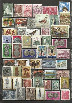G150-Lote Sellos Grecia Sin Tasar,Greece Stamps Lot Without Pricing Without