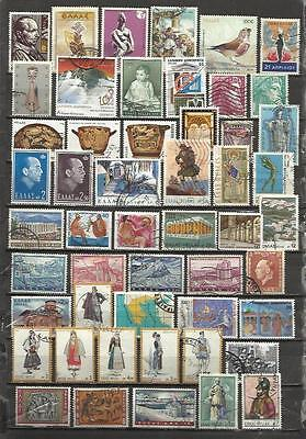 G152-Lote Sellos Grecia Sin Tasar,Greece Stamps Lot Without Pricing Without