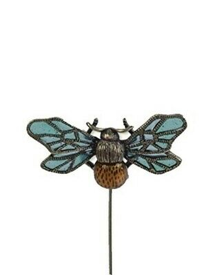 Victorian Trading Co Bee in My Bonnet Hat Pin