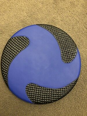 Chastep Practice & Training Ultimate Flying Disc Frisbee Professional 24cm BLUE