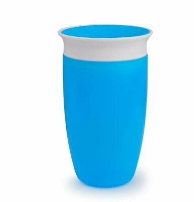 Munchkin Miracle 360 Degree Sippy Cup, 10 oz/296 ml Blue