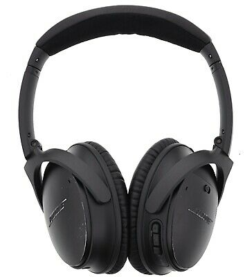BOSE Headphones Quietcomfort 35 with Wireless Acoustic Noise Cancelling Parts😢