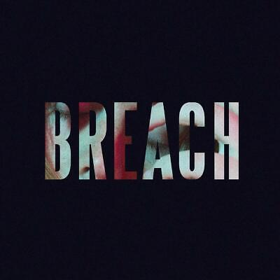Lewis Capaldi - Breach - UK CD album 2018