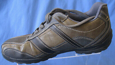19859ab2b55 PERRY ELLIS AMERICA Men's Casual Lace Up Shoes Blake Two Tone Brown Size  10.5M