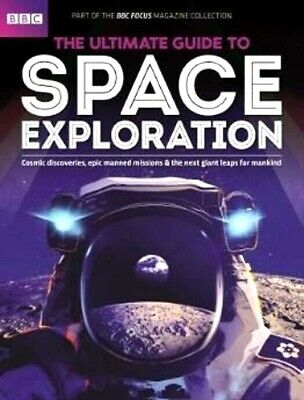 Bbc Focus Magazine Collection 2019 ~ Ultimate Guide To Space Exploration ~ New ~
