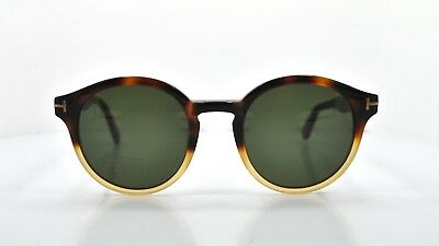 7389482785 TOM FORD LUCHO TF400 Sunglasses Havana Gradient Opal Honey 58N ...