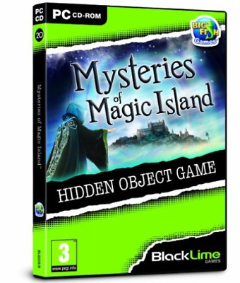 Mysteries of Magic Island (UK IMPORT) GAME NEW