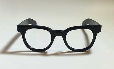 Vintage Tart Optical FDR Eyeglasses Black NOS