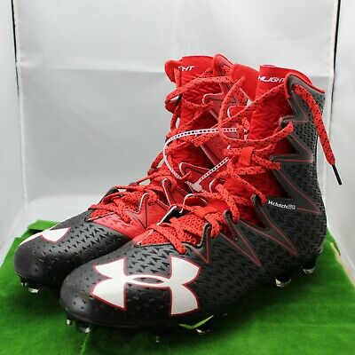 ffa3deb9d UNDER ARMOUR MEN S Football Cleats Team Deception Xt Mc Ntr S White ...