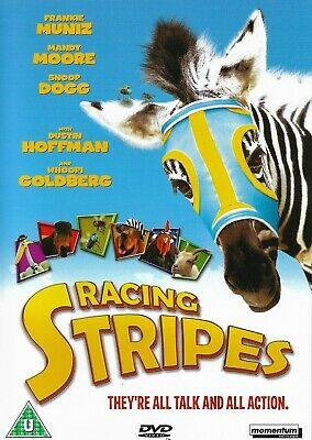 Racing Stripes (DISC ONLY) DVD Family