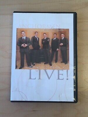 Anchormen - Live - Nothing less than all - DVD