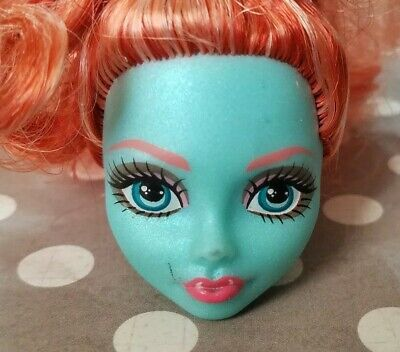 Monster High Doll Exchange Lorna Mcnessie Replacement Head Only For Ooak