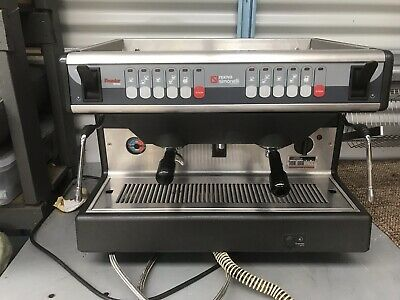 Nuvoa Simonelli Coffee Machine