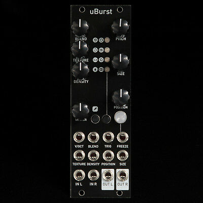 Uburst Microclouds Miniclouds Uclouds Eurorack Modul Mutable Instruments Wolken