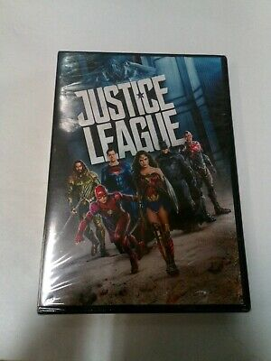 Justice League (DVD), New