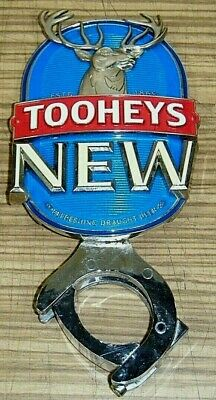 Tooheys New Beer / Bar Tap Top - Man Cave