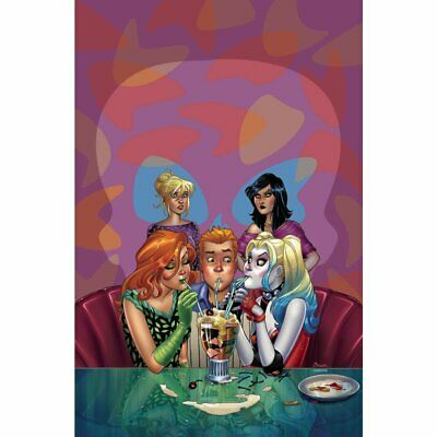 Harley & Ivy Meet Betty & Veronica Hc