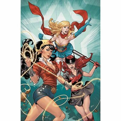 Dc Bombshells The Deluxe Ed Hc Book 1 Hc