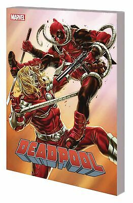 Deadpool By Posehn & Duggan Tp Vol 4 Complete Collection Tpb