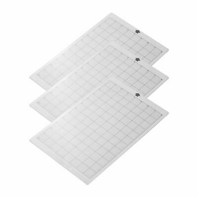 "3X A4-8x12""Silhouette Cameo Portrait Cutting Mat Economy Carrier Sheets"