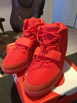 quality design 5cf99 76f1b EP  Air Yeezy 2 Red October Size 12