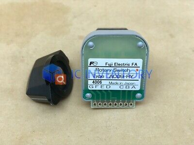 AC09-RY FUJI Electric FA Rotary Switch For Electronic Handwheel MPG New