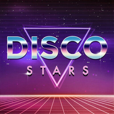 Greatest Hits DISCO STARS MUSIC CD Best Collection - Special Edition