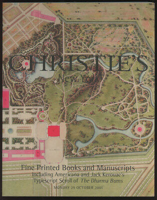 Christie's / Fine Printed Books and Manuscripts Including Atlases Americana