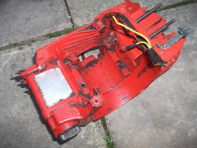 Efco MT4100 Chainsaw crankcase