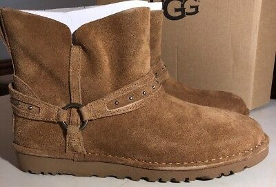 08f240ea9ef UGG CORY 1013437 Chestnut Woman'S Boots 100% Authentic New Includes ...