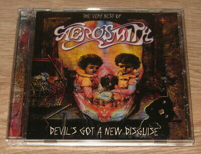 Aerosmith - Devil's Got A New Disguise ... The Very Best Of Aerosmith (CD 2006)