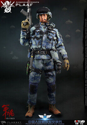 FLAGSET 1/6 FS-73023 Chinese Army Airborne Forces PLAAF Action Figure New