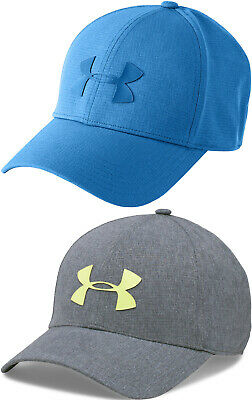 31670256f5d UNDER ARMOUR JORDAN Spieth UA Golf Offical Tour Cap 2.0 Hat Black ...