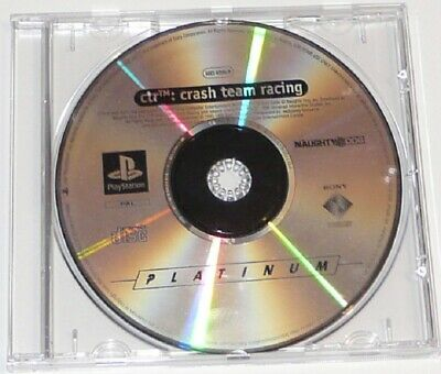 Ctr: Crash Team Racing - For Sony PlayStation 1: Disc Only!