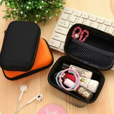 Waterproof Carrying Case Box Headset Earphone Earbud Storage Pouch  Bag Portable