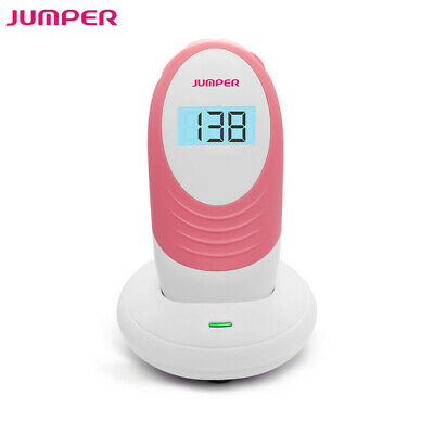 Baby Fetal Doppler LCD Screen Fetus Heart Rate Detector Baby Heartbeat Monitor