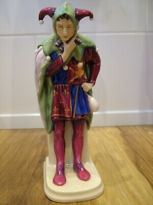 Royal Doulton Jack Point Limited Edition Figurine Gilbert & Sullivan Yeoman