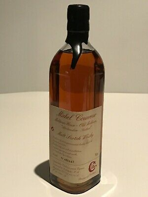 WHISKY MICHEL COUVREUR 12 YEARS OLD OAK CASKS MALT SCOTCH WHISKY 70cl.
