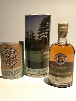 WHISKY BRUICHLADDICH LINKS THE 16TH HOLE AUGUSTA SINGLE HIGHLAND MALT 70cl.
