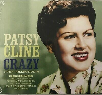 Patsy Cline - Crazy: The Collection - (2xCD)  New Sealed Free UK P&P