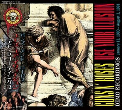 #Me NEW GUNS N' ROSES USE YOUR ILLUSION DEMO RECORDINGS 2CD