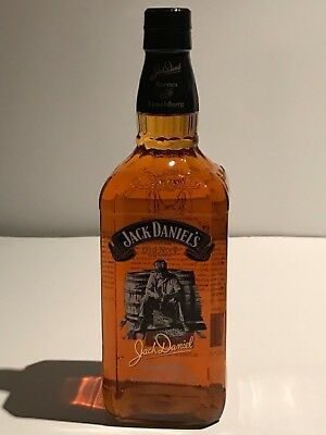 Whisky Jack Daniels Scenes From Lynchburg N. 4  In Box Perfect 1 Litre
