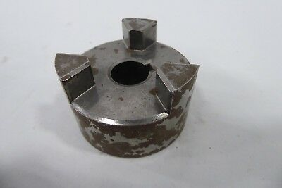 """Browning 1238161 CHJP4x5/8 Jaw Coupling 5/8"""" Bore"""