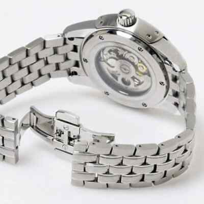 New Emporio Armani Mens AR4626 Watch Strap Complete with clasp + pins