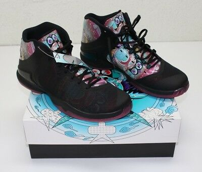 finest selection cdf4f 48a58 Air Jordan Super.Fly 4 PO CNY 840476-060 Chinese New Year Black