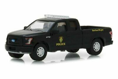 2017 Ford F-150 - Indiana Dept of Natural Resources  Police* Greenlight 1:64 OVP