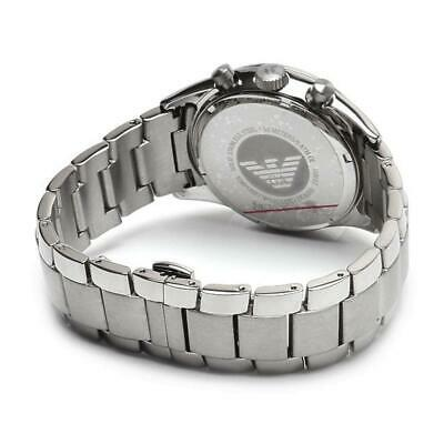 Replacement Emporio Armani AR5860/AR5869 Watch Strap Complete with clasp + pins